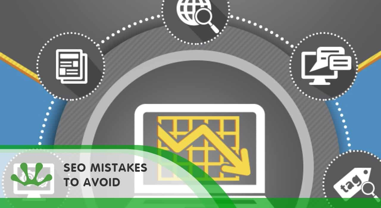 Common SEO Mistakes Most Content Marketers Make