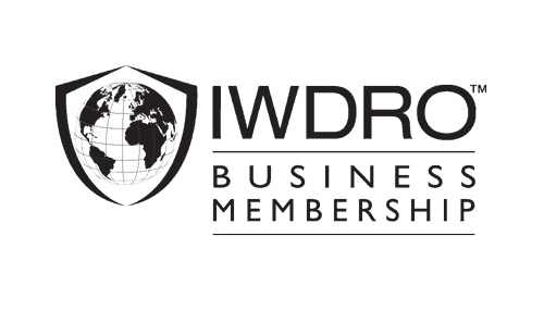 IWDRO registered member logo