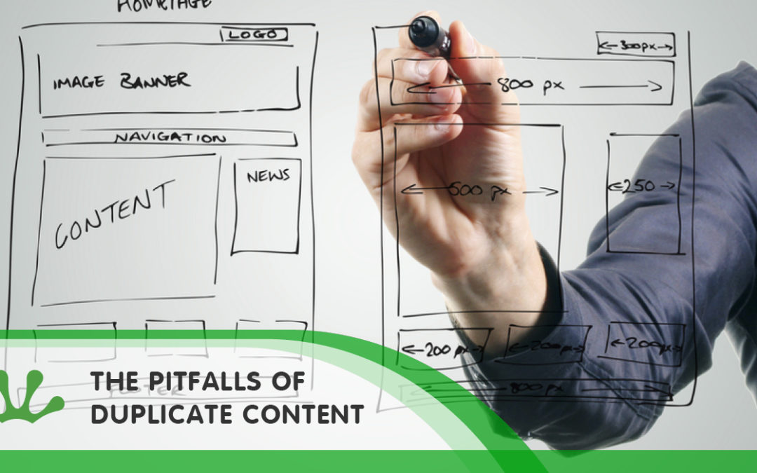 THE PITFALLS OF DUPLICATE CONTENT