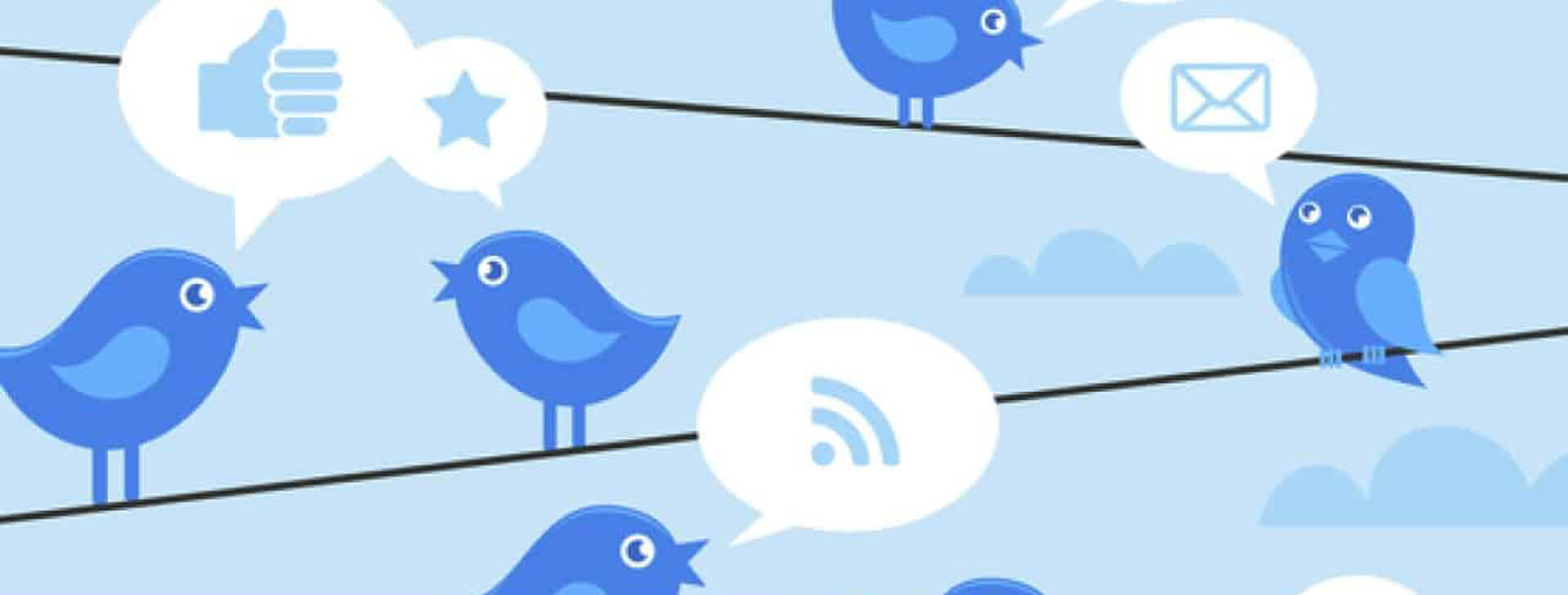 Using twitter to create a buzz around a brand blog