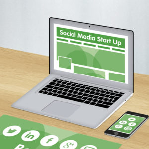 Social media start up package
