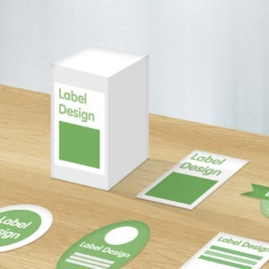 Printed Label design