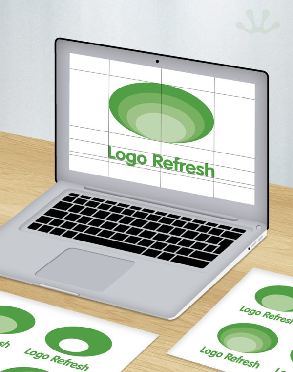 Logo Refresh design