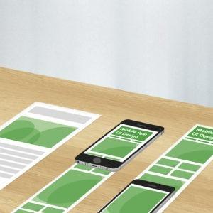 Mobile app U I Design