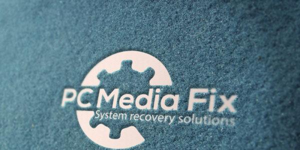 PC Media Fix logo example
