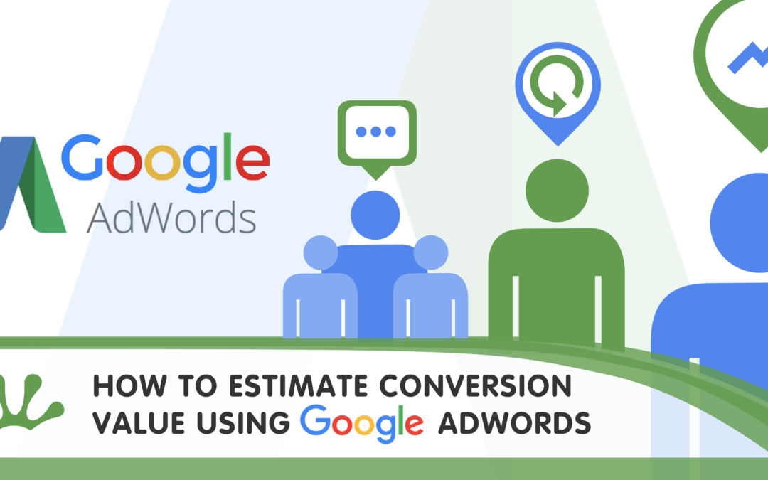 HOW TO ESTIMATE CONVERSION VALUE USING GOOGLE ADWORDS [INFOGRAPHIC]