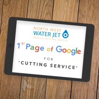 North West Water Jet 1st Page of Google