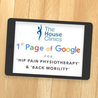 The House Clinics 1st Page Of Google