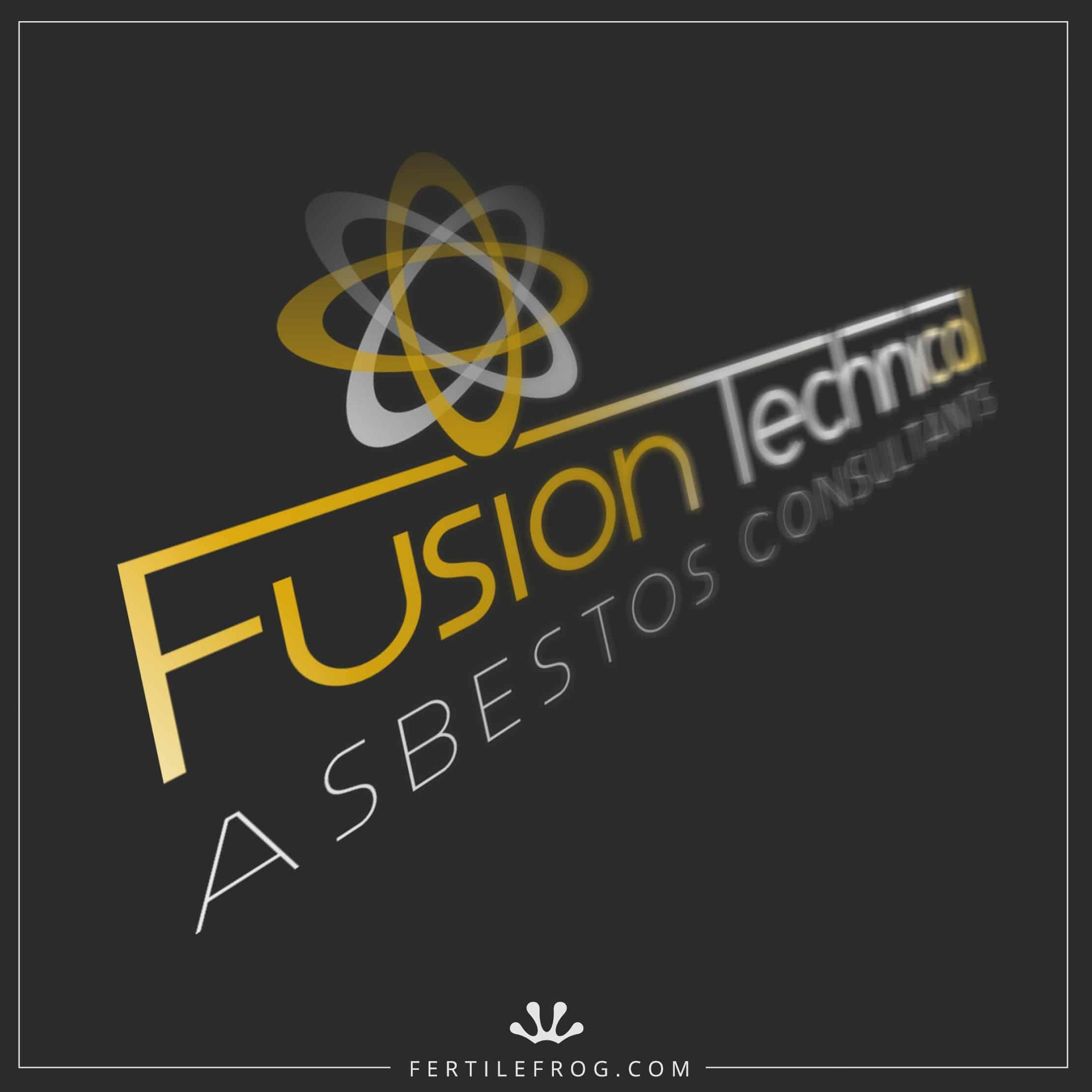 Fusion Technical Logo design
