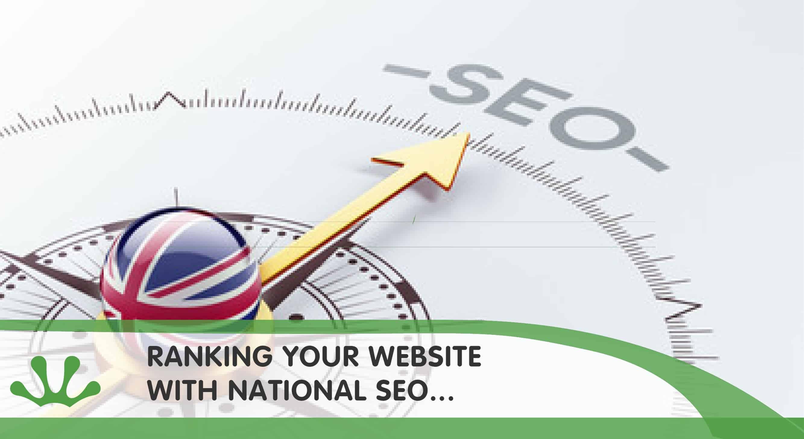 Fertile Frog Blog - Ranking Your Website Using National SEO