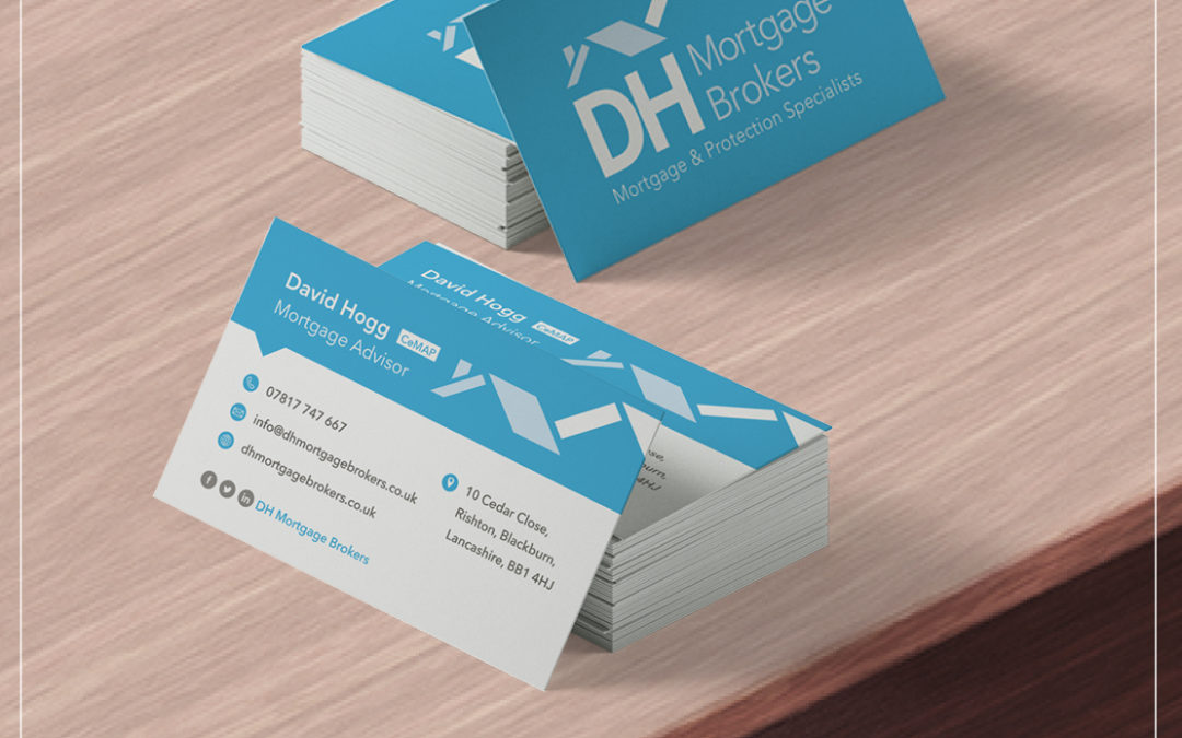 Mortgage Brokers Business Cards
