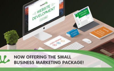Now Offering the Small Business Marketing Package!