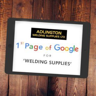 Adweld 1st Page of Google SEO