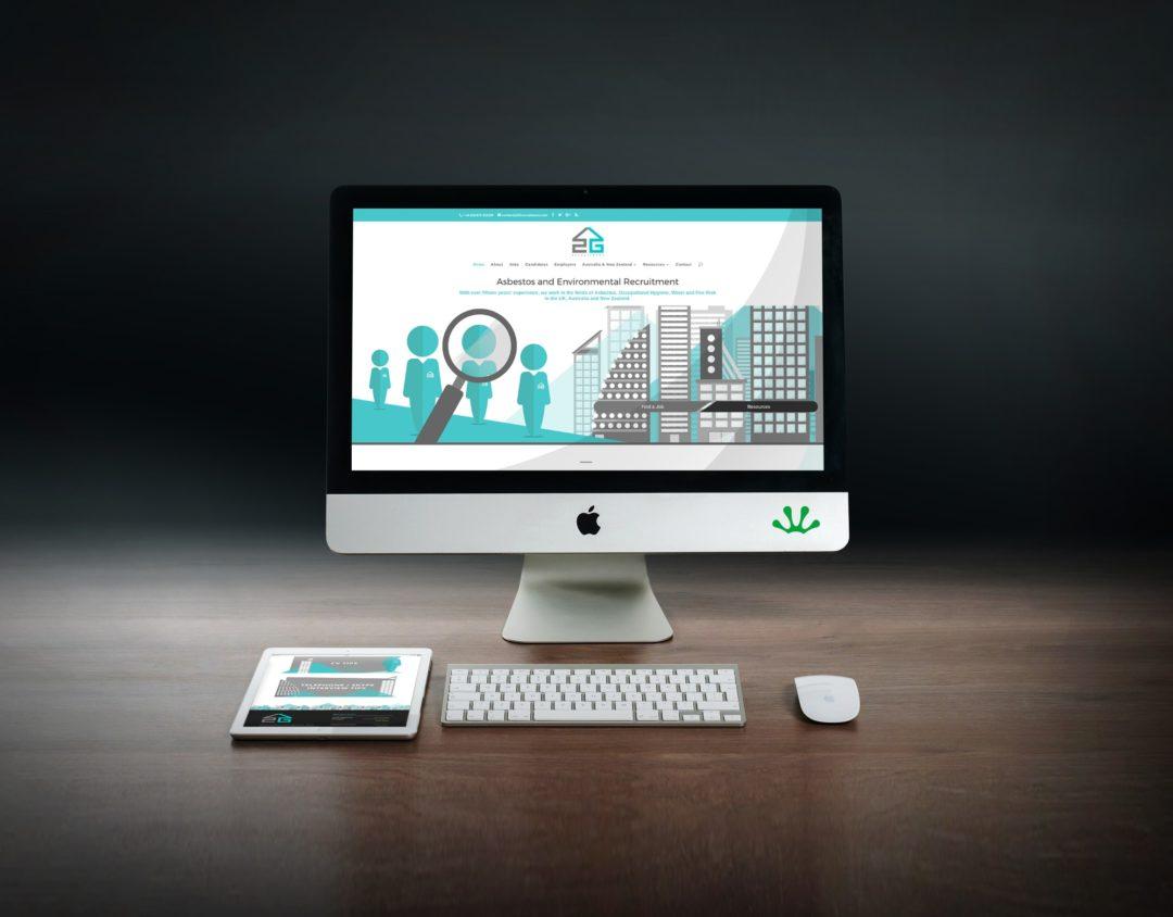 2G Recruitment Website Build