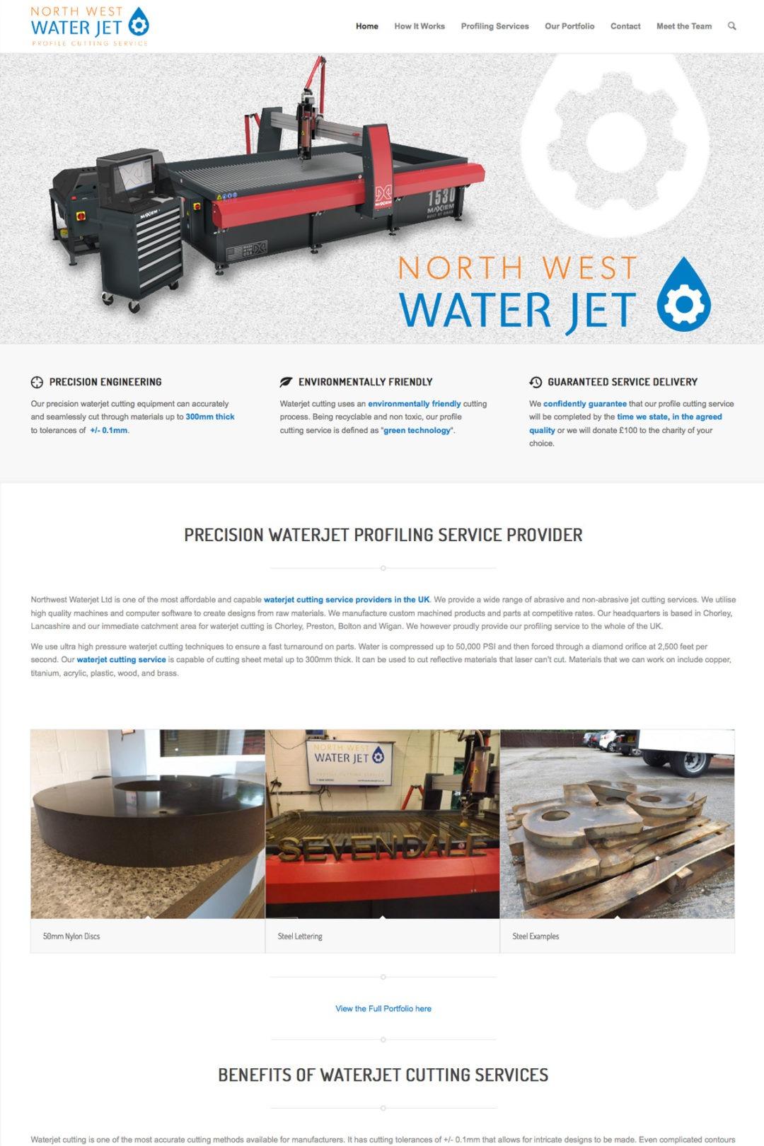 North West Water Jet