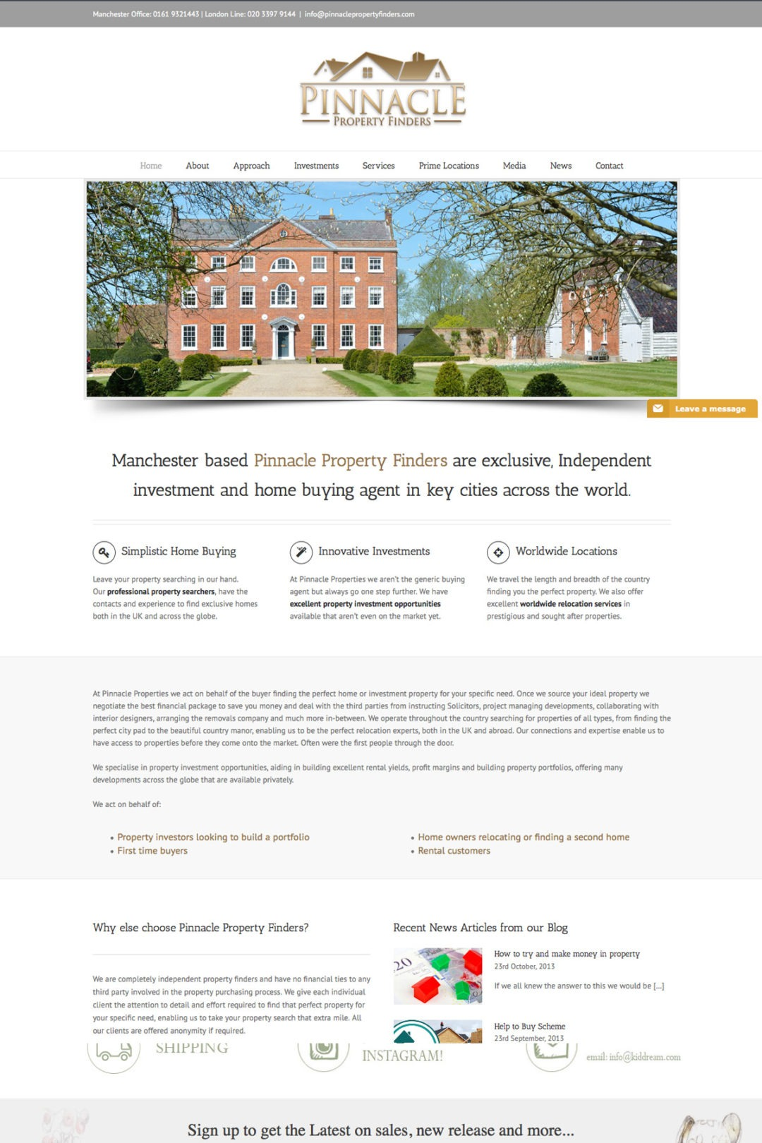 Pinnacle Property Finders