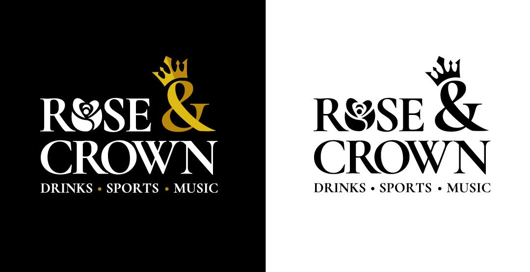 Community Pub Branding and Logo Design