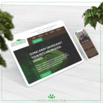 Pet Boarding and Services Website Build tablet and phone